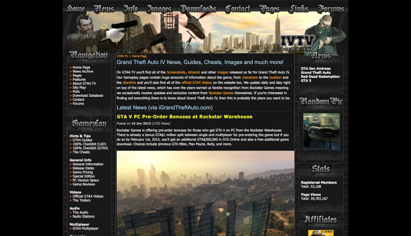 GTA4.TV: Home Page